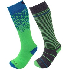 Lorpen Kids' Merino Ski Socks 2 Pack