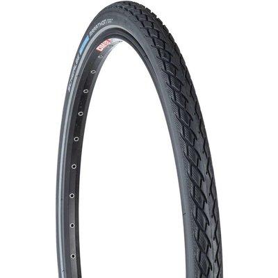 "Schwalbe Marathon Tire: 26 x 1.50"", Wire Bead, Performance Line, Endurance  Compound, GreenGuard, Black/Reflect"