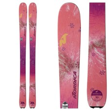 Nordica Women's Astral 88 Skis (Ski Only) 2019