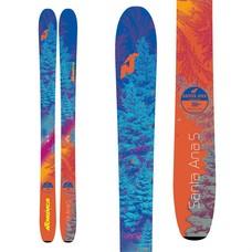 Nordica Kids' Santa Ana S Skis (Ski Only) 2019