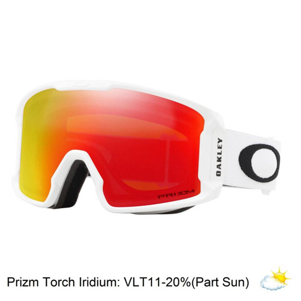 f6608f2bebf Oakley Line Miner XM Prizm Goggles 2019 - Philbrick s Ski
