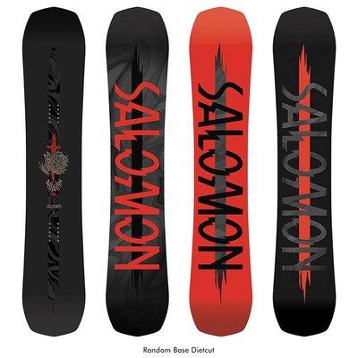 Salomon Assassin Pro Snowboard 2019