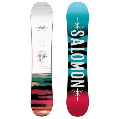 Salomon Women's Lotus Snowboard 2019