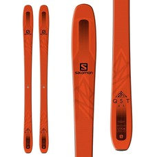 Salomon QST 85 Skis (Skis Only) 2019