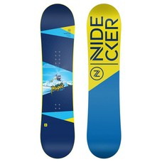 Nidecker Kids' Micron Magic Snowboard 2019