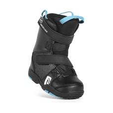 Nidecker Kids' Micron Mini Snowboard Boots 2019