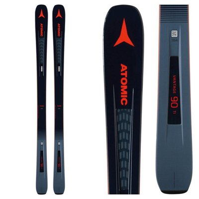 Atomic Vantage 90 Ti Skis (Ski Only) 2019