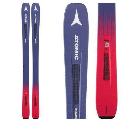Atomic Women's Vantage 86 C Skis (Ski Only) 2019