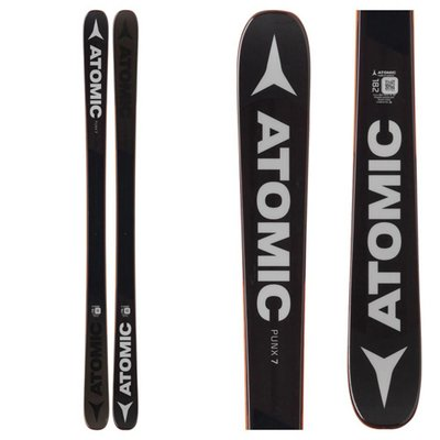 Atomic Punx Seven Skis (Ski Only) 2019