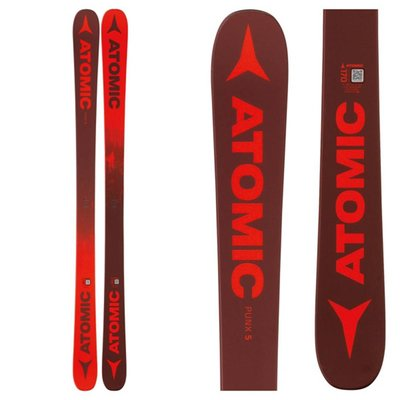 Atomic Punx Five Skis (Ski Only) 2019