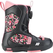 K2 Kids' Lil Kat Snowboard Boots 2019