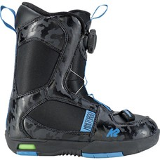 K2 Kids' Mini turbo Snowboard Boots 2019