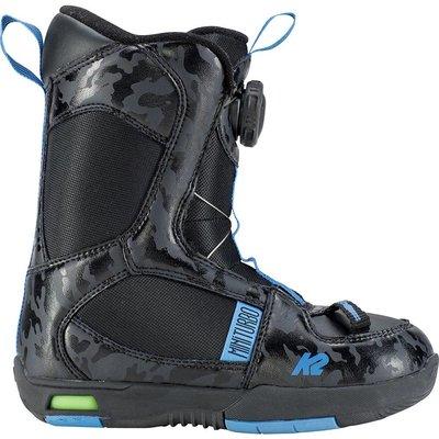 K2 Kids' Mini turbo Snowboard Boots 2019