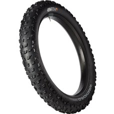 45NRTH Wrathchild Tire - 27.5 x 3 Tubeless Folding Black 120tpi 252 XL Concave Carbide Aluminum Studs