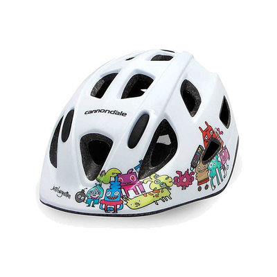 Cannondale Kids' Burgerman Colab Bike Helmet