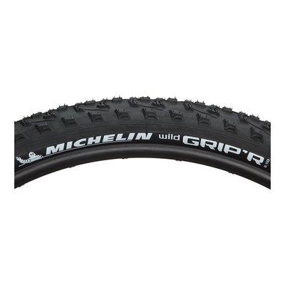 Michelin Wild Grip'r Tire - 27.5 x 2.35, Tubeless, Folding, Black