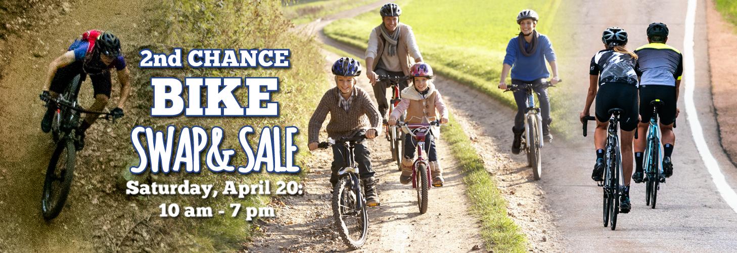 Bike Swap & Sale!