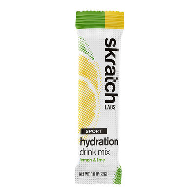 Skratch Labs Sport Hydration Drink Mix Single Use Packet