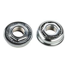 Odyssey Dynatron Bottom Bracket for 1 Piece Cranks 24TPI Silver