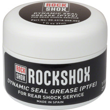 RockShox Dynamic Seal Grease: PTFE, 1oz Tub