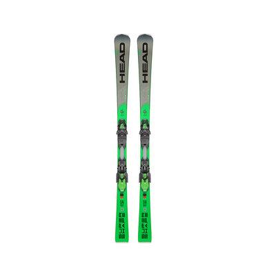 Head Supershape I.Magnum Skis w/PRD 12 GW B85 Bk/Fla Bindings 2020