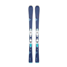 Head Women's Pure Joy SLR Skis w/Joy 9 GW B78 Wh/Te Bindings 2020