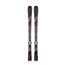 Head Women's Easy Joy SLR Skis w/Joy 9 GW B85 Bk/Wh Bindings 2020