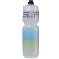 Supacaz Clear Starfade 26oz Water Bottle