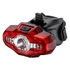 Giant Numen+ Link LED USB Taillight w. Jersey Attachment Black