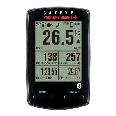 Cateye CC-SC100B Padrone Smart+ Bluetooth Head Only Black
