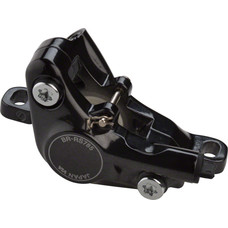 Shimano BR-RS785 Hydraulic Disc Brake Caliper with Resin Pads with Fins, Front or Rear