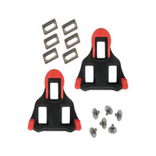 Shimano SM-SH10 Cleat Set Fix Mode Pair Red