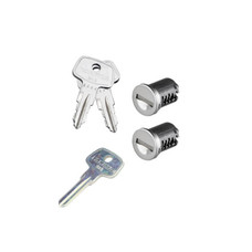 Yakima SKS Lock Cores 2 Pack with keys