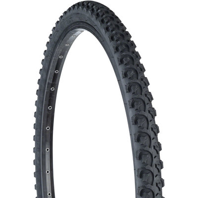 Kenda Alfabite Style K831 Tire - 26 x 2.1, Clincher, Wire, Black, 22tpi