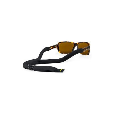 Croakies Suiter Cotton Eyewear Retention Strap XL Assorted Solid Colors
