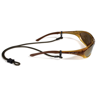 Croakies Terra Special Long Eyewear Retention Strap Black
