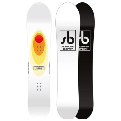Capita Spring Break Powder Racers Snowboard 2020