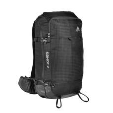 Jones DSCNT 25L Touring Backpack Black