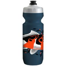 QBP Purist Water Bottle: 22oz, Koi