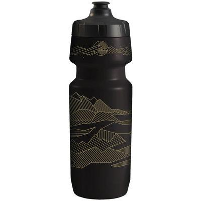 QBP 2G Big Mouth Water Bottle: 24oz, Panoramic Dreams