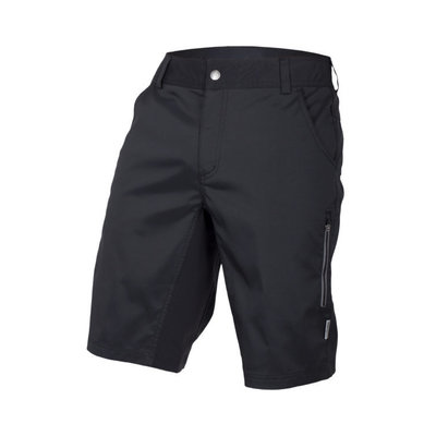 Club Ride Fuze w/Liner Mens Cycling short with Liner Raven XL