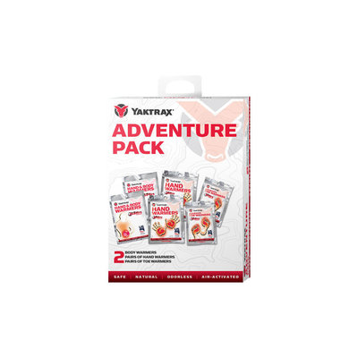 Yaktrax Adventure Pack Warmers