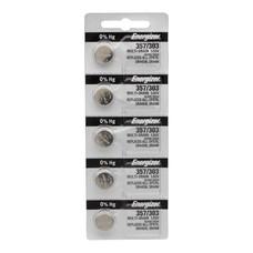 Energizer 357 / 303 Silver Oxide Multi-Drain Battery 1.55v