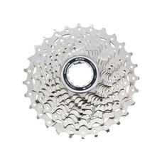 Shimano 105 CS-5700 Cassette - 10 Speed, 12-30, Silver