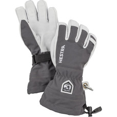 Hestra Kids' Army Leather Heli Ski Gloves 2021