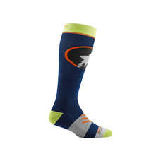 Darn Tough Kids' Powderhound Over-The-Calf Cushion Socks