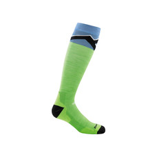 Darn Tough Kids' Mountain Top Over-The-Calf Cushion Socks