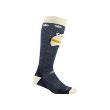 Darn Tough Kids' Polar Bear Over-The-Calf Cushion Socks