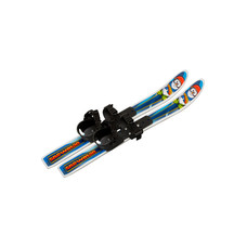 Whitewoods Kids' Snowman XC Skis w/East Strap Bindings 2020