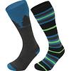 Lorpen T2 Merino Ski Socks 2-Pack